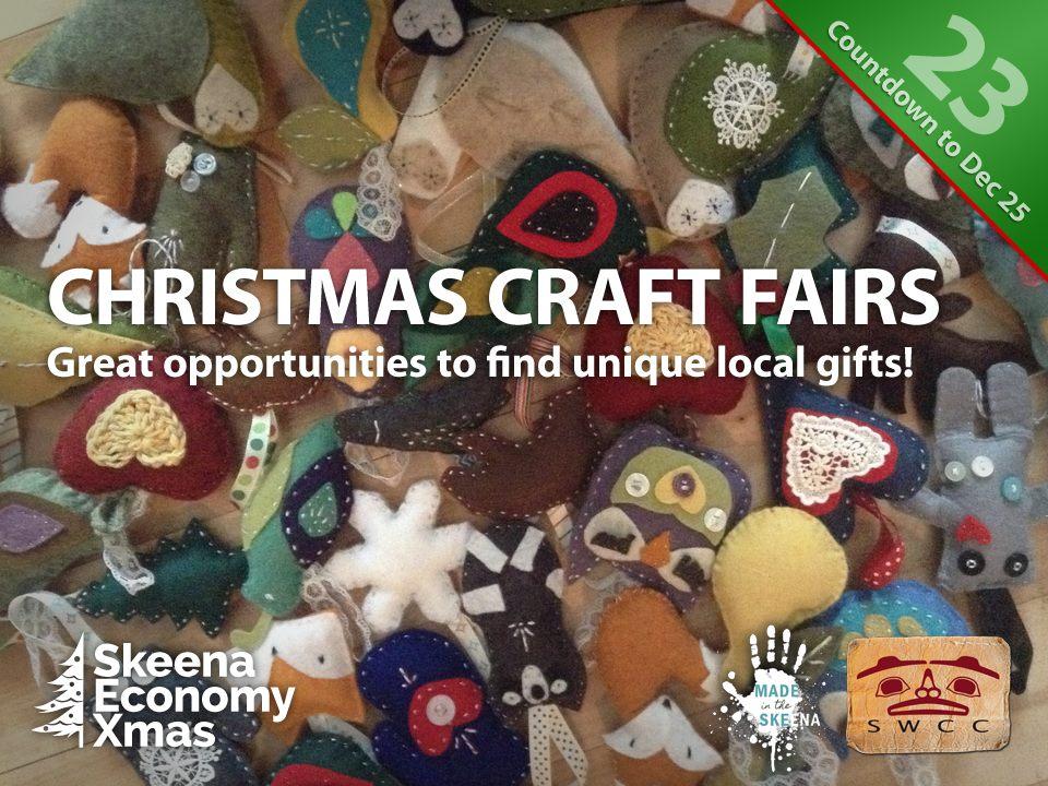 Skeena Economy Christmas Countdown - Projects - Skeena